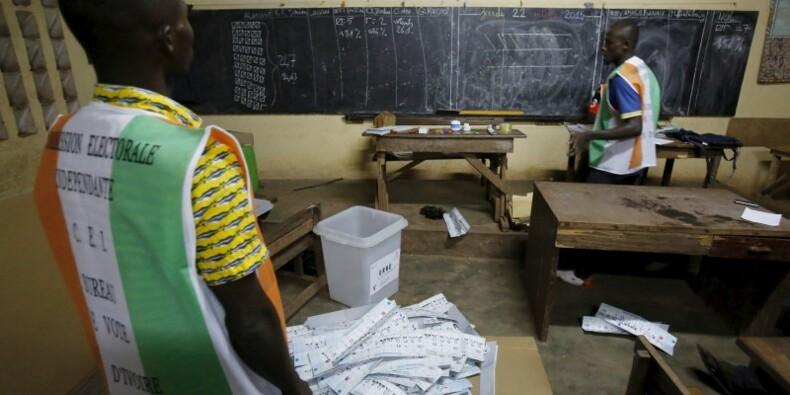 Election présidentielle dans le calme en Côte d'Ivoire