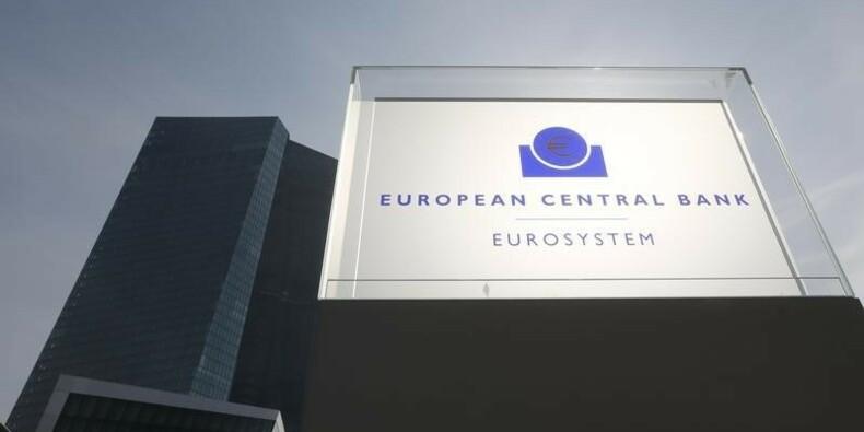 La BCE croit à la reprise, mais confirme l'objectif du QE