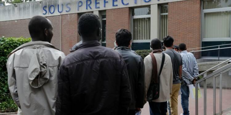 La Cour des comptes dénonce la politique d'asile en France
