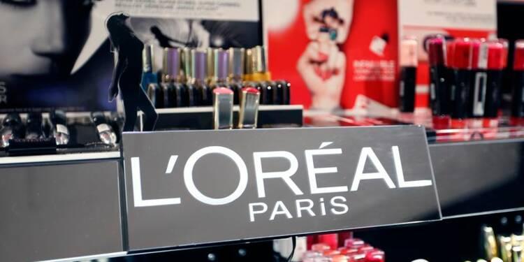 La croissance organique de L'Oréal ralentit au 1er trimestre
