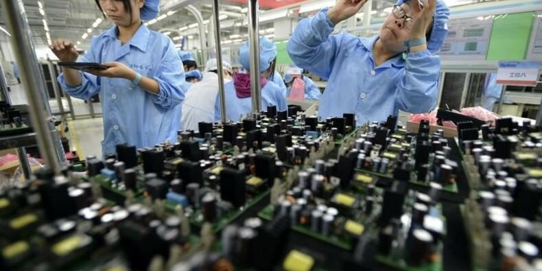 Nouveaux indices du ralentissement économique chinois