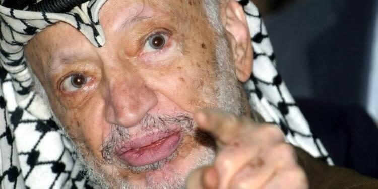 Non-lieu dans l'enquête française sur la mort de Yasser Arafat