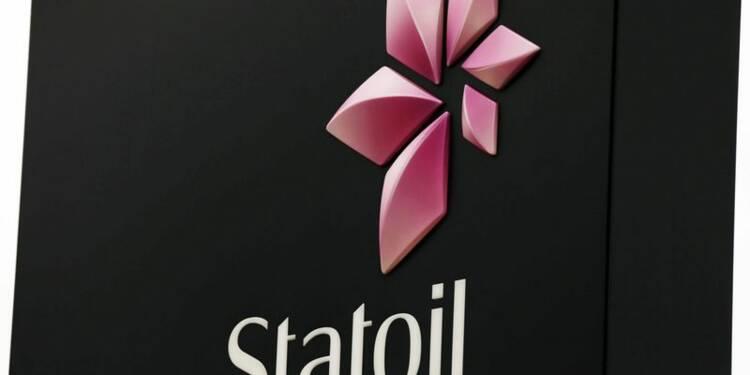 Statoil va supprimer jusqu'à 1.500 postes d'ici fin 2016