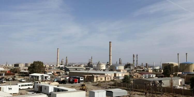 L'armée irakienne a repris l'essentiel de la raffinerie de Baïdji