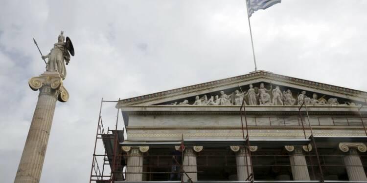Athènes dit ne pas pouvoir rembourser sa dette sans nouvelle aide