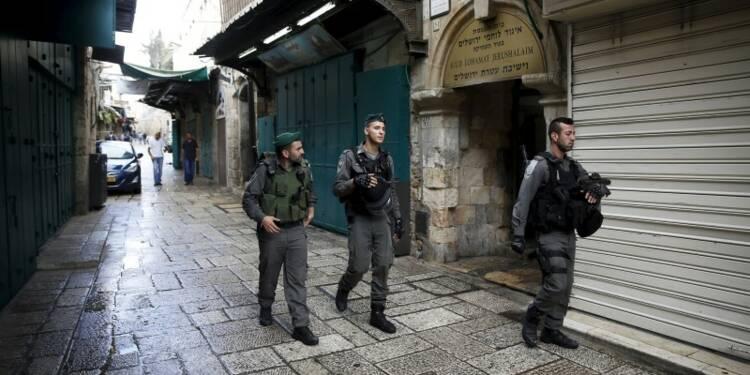 Nouvelles attaques à l'arme blanche contre des Israéliens