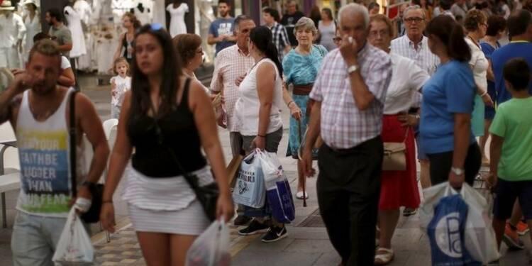 L'Espagne attend une croissance d'environ 3,5% au 3e trimestre