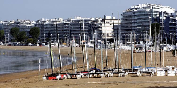 Résidences secondaires : les prix des appartements dans 70 stations balnéaires