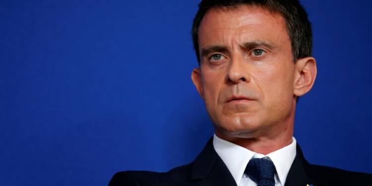 Manuel Valls évoque une guerre de civilisation