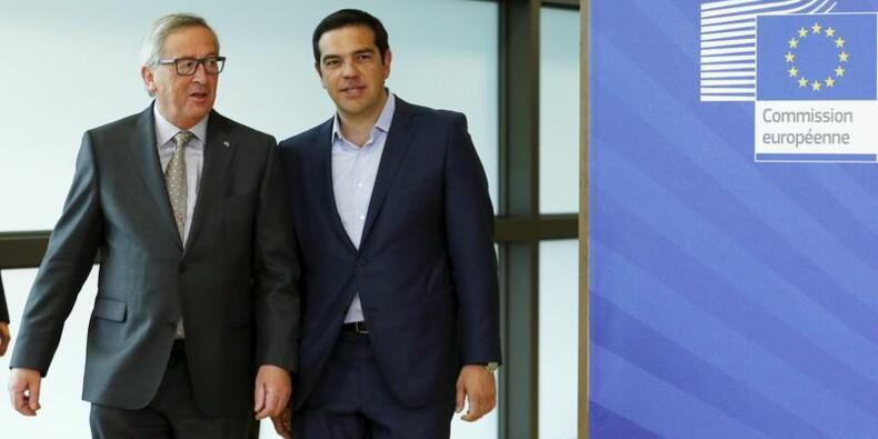 Le Premier ministre grec estime qu'un accord est proche
