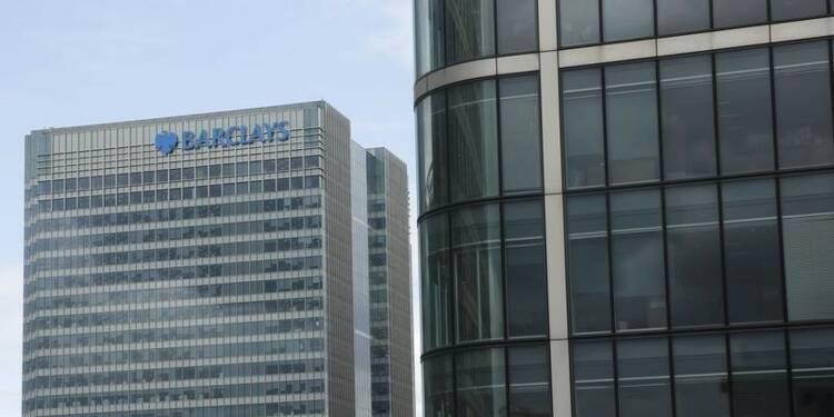 Barclays payera 150 millions de dollars de plus aux Etats-Unis
