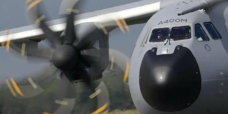 Seuls les vols prioritaires d'A400M autorisés en France