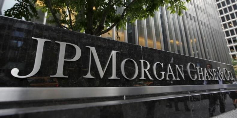 Les revenus trimestriels de JPMorgan affectés par le trading