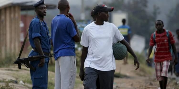 Pierre Nkurunziza réélu pour un troisième mandat au Burundi