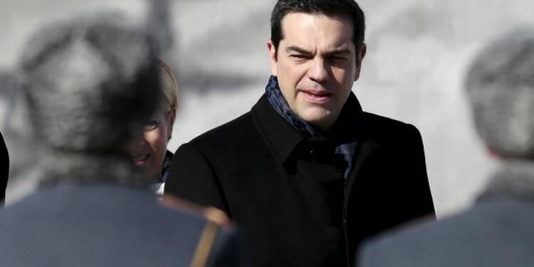 La Grèce n'a pas sollicité l'aide financière de la Russie