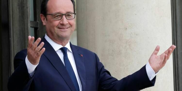 Hollande donne des gages pour convaincre les militants du PS
