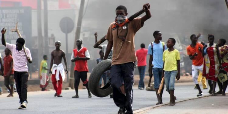 La contestation se poursuit au Burundi, deux morts à Bujumbura