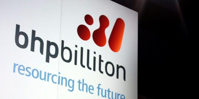 BHP a augmenté sa production de fer au 3e trimestre
