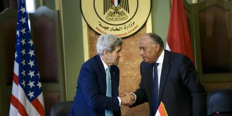 """Egypte et USA retrouvent une """"base plus solide"""" de relations"""