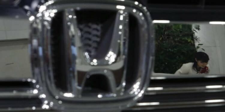 Honda rappelle 340.000 voitures supplémentaires pour des airbags