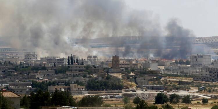 Les miliciens kurdes ont repris le contrôle de Kobani en Syrie