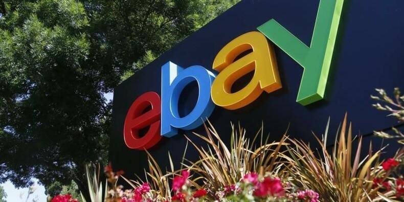 Les résultats d'EBay portés par l'activité de paiement en ligne