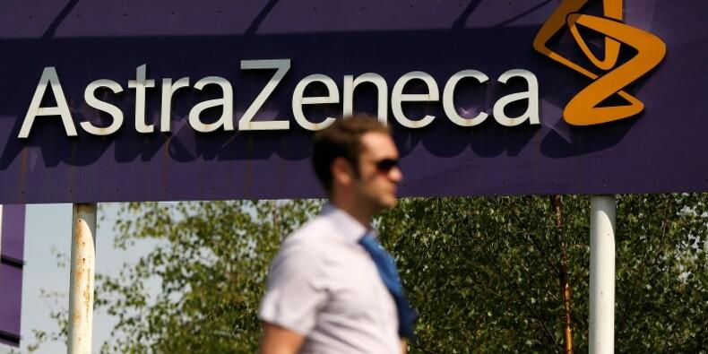 Le marché salue le relèvement d'objectifs d'AstraZeneca
