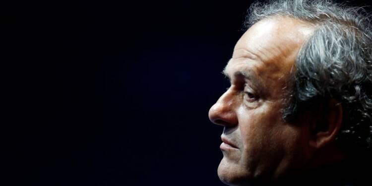 Platini absent de la liste de candidats retenus par la FIFA