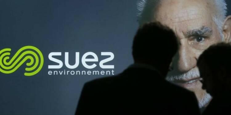 Suez Environnement, dopé par les changes, confirme ses objectifs