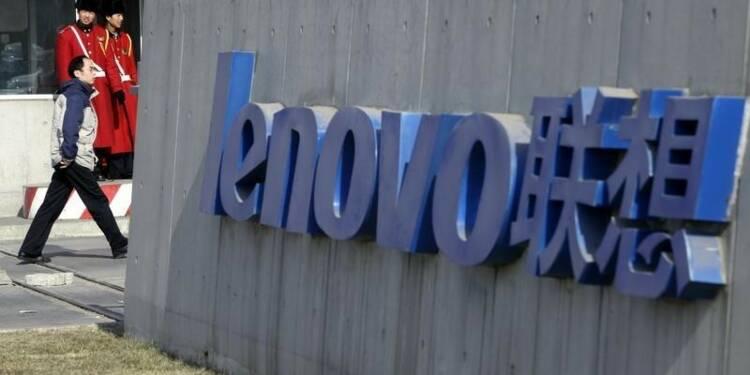 La restructuration pèse sur le 2e trimestre de Lenovo