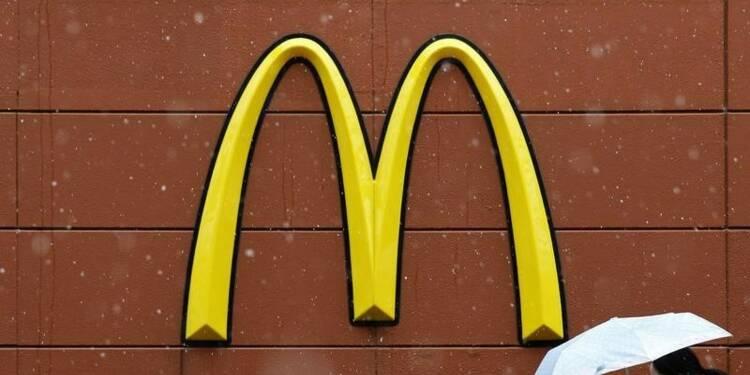 Le plan de restructuration de McDonald's déçoit le marché