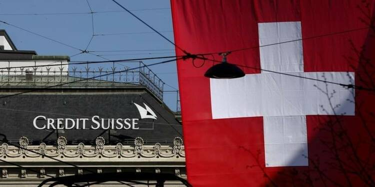 Credit Suisse négocierait un règlement amiable pour Crossfinder