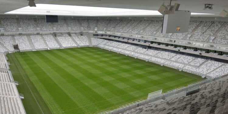 Le nouveau stade de Bordeaux, une enceinte à 183 millions d'euros entre sport et business