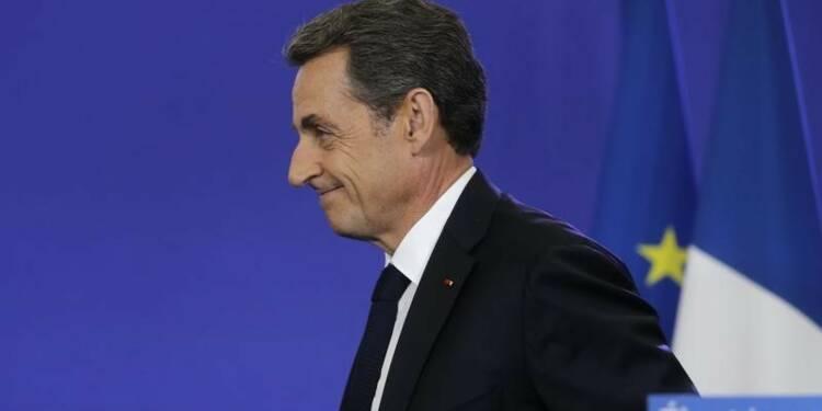 Nicolas Sarkozy favori de la droite et du centre pour la primaire