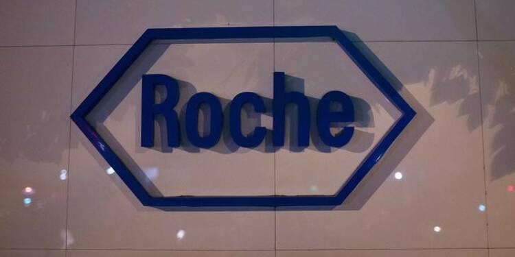 Roche publie des résultats positifs sur un nouvel anticancéreux