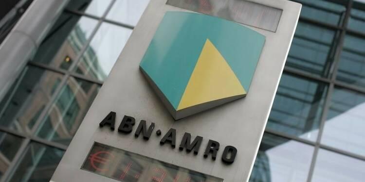 ABN Amro valorisée à 16,7 milliards d'euros par sa cotation