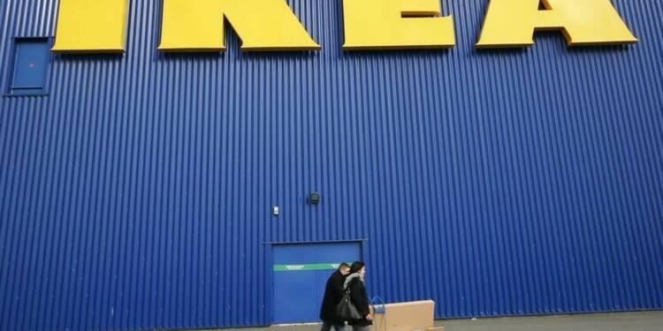 Ikea ralentit le rythme d'ouvertures de magasins en France