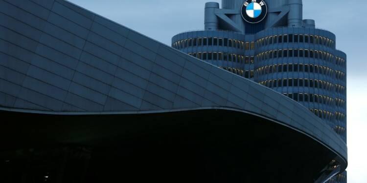 Hausse inattendue du bénéfice opérationnel de BMW avec l'Europe