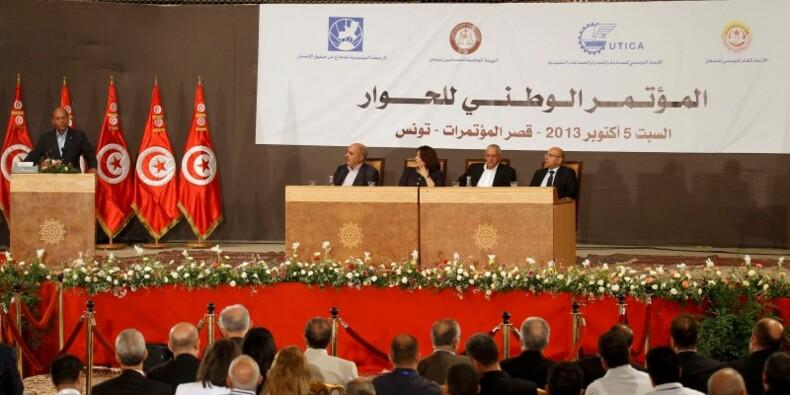 Le Nobel de la paix 2015 attribué au Dialogue national tunisien