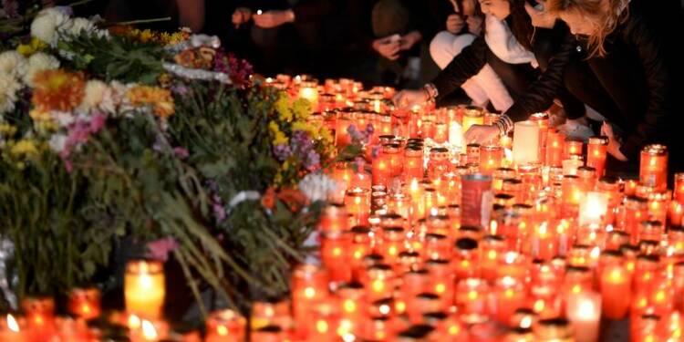 Le bilan de l'incendie de la discothèque à Bucarest s'alourdit
