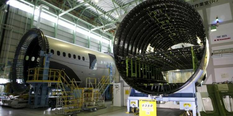 Le bénéfice de Boeing progresse mais le cash-flow inquiète