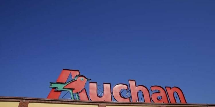 Auchan à l'amende en Hongrie pour abus de position dominante