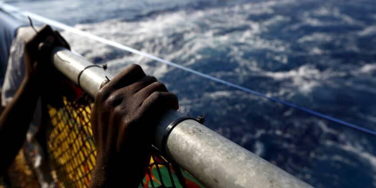 Mort de 40 migrants dans la cale d'un bateau en Méditerranée