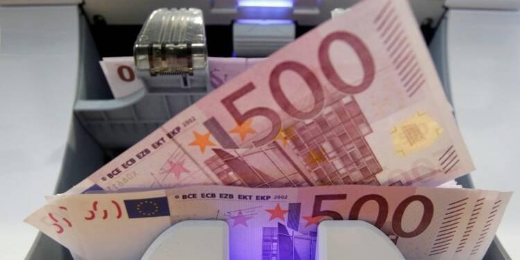 Comptes courants déficitaires de 1,5 milliard d'euros en mars