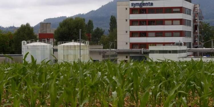 Monsanto renonce après un nouveau refus de Syngenta