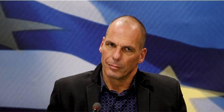 Nouveau coup de théâtre en Grèce : le ministre des Finances démissionne !