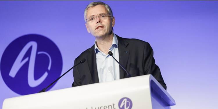 Le PDG d'Alcatel-Lucent, Michel Combes, bientôt président de Numericable-SFR ?