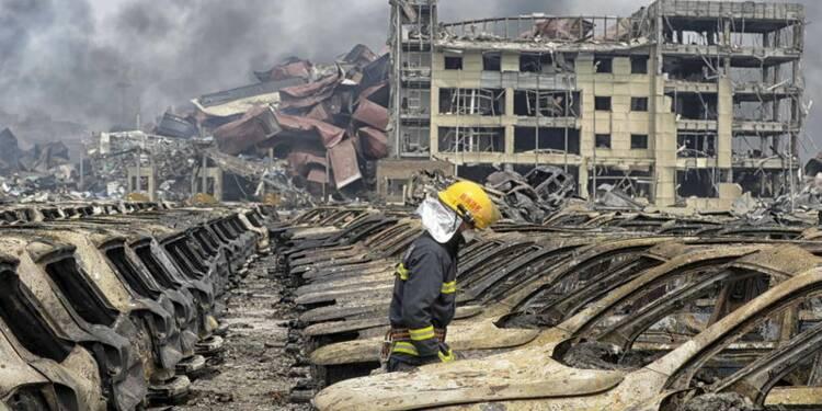 Explosions de Tianjin : priorité à l'évacuation des produits toxiques