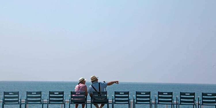 Le niveau de vie des retraités français appelé à baisser