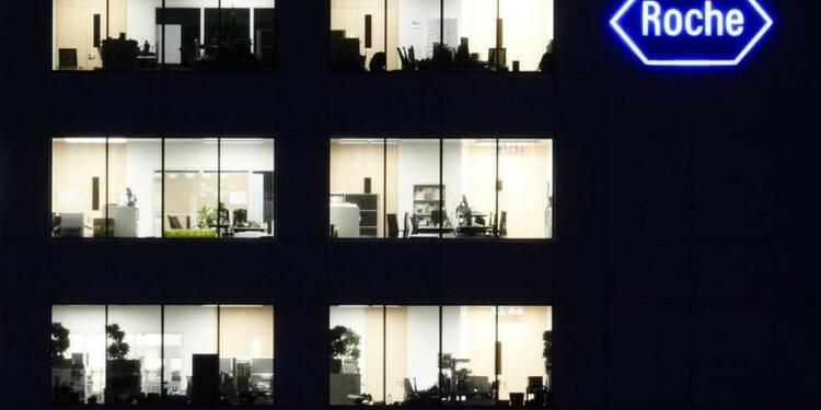 Roche confirme sa prévision de chiffre d'affaires pour 2015